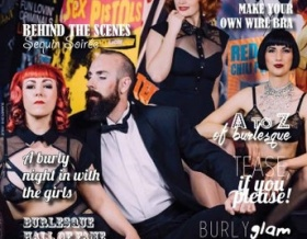 Burlesque Bible Magazine
