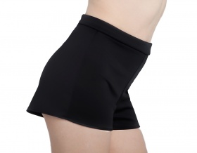 Go-Go Gidget Stretch Tap Shorts (Black)