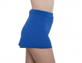 Go-Go Gidget Stretch Tap Shorts (Blue)