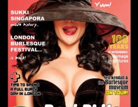 Burlesque Bible Spring 2015 (Issue 11)