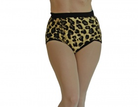 Bombshell Bloomers (Leopard)