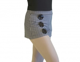 Mod Squad Stretch Tap Shorts