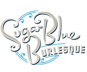 Sugar Blue Burlesque Logo