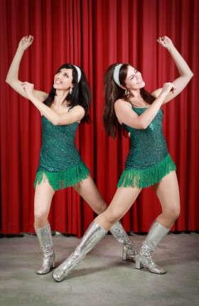 Hire 60 Dancers Perth Sugar Blue Burlesque Dancing 1960 Dancer