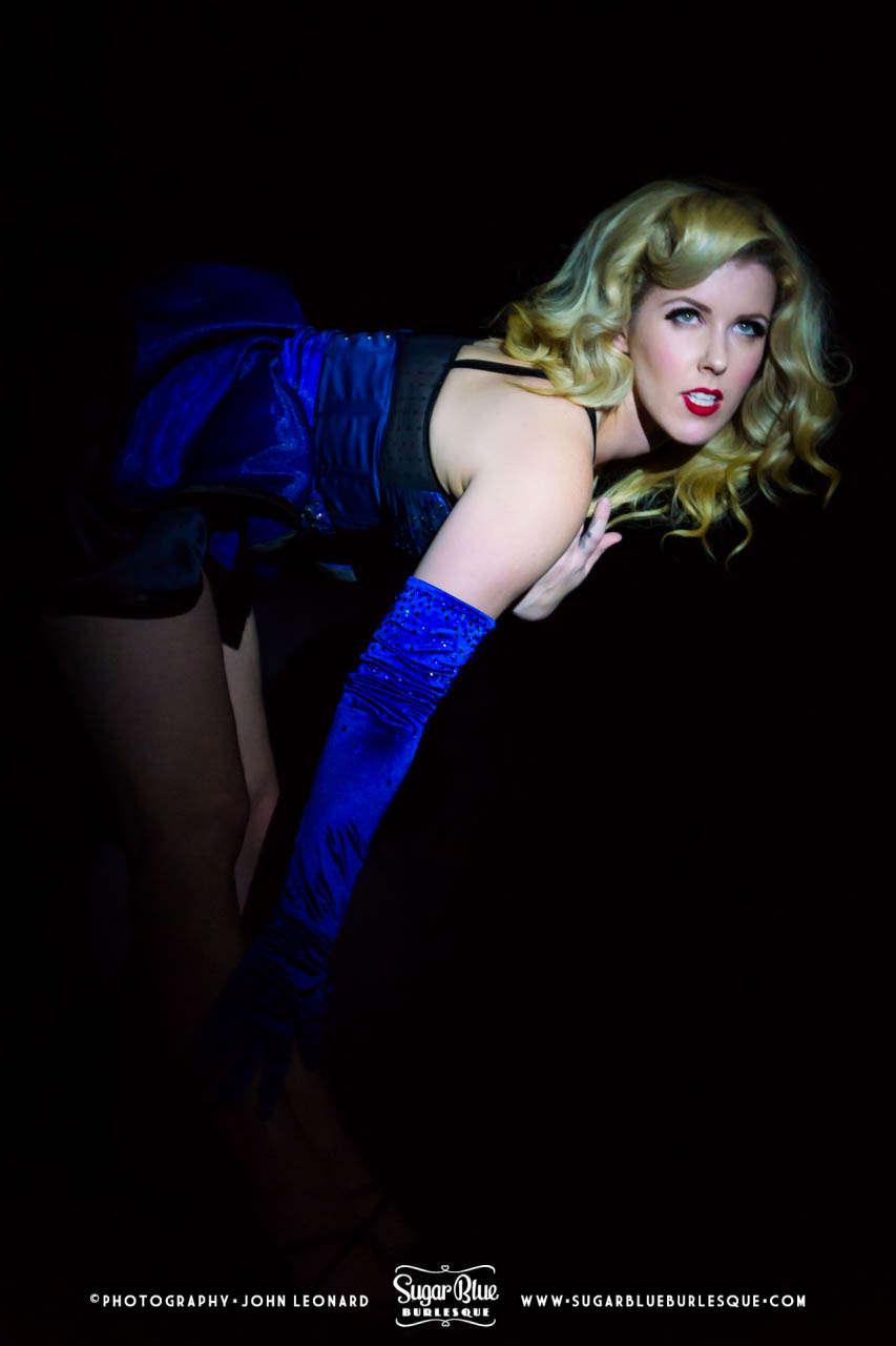 Agatha Frisky, Photo by John Leonard