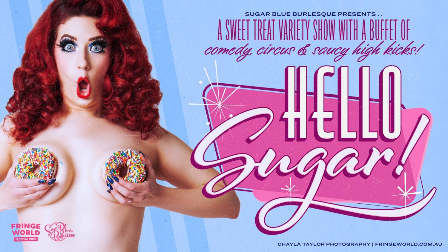 Hello Sugar - Fringe World Festival 2020