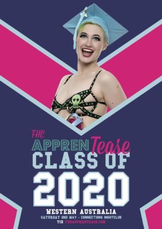 The Apprentease 2020 Poster